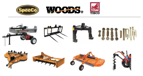 Blound Woods Speeco products picture Warranty Implementation