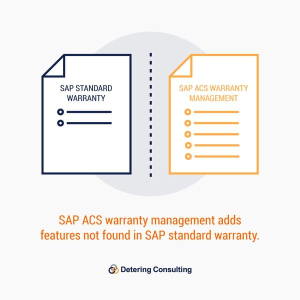 SAP ACS Warranty Management Solution image1