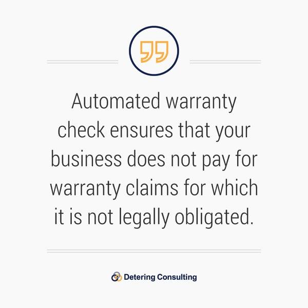 SAP ACS Warranty Management Solution quote1