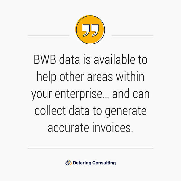 BWB Helps Generate Accurate Invoices