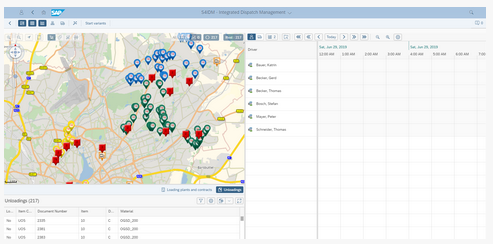 SAP Fiori Lighthouse App Example with Integration to Google Maps