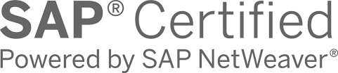 SAP Certified Powered by Netweaver Logo